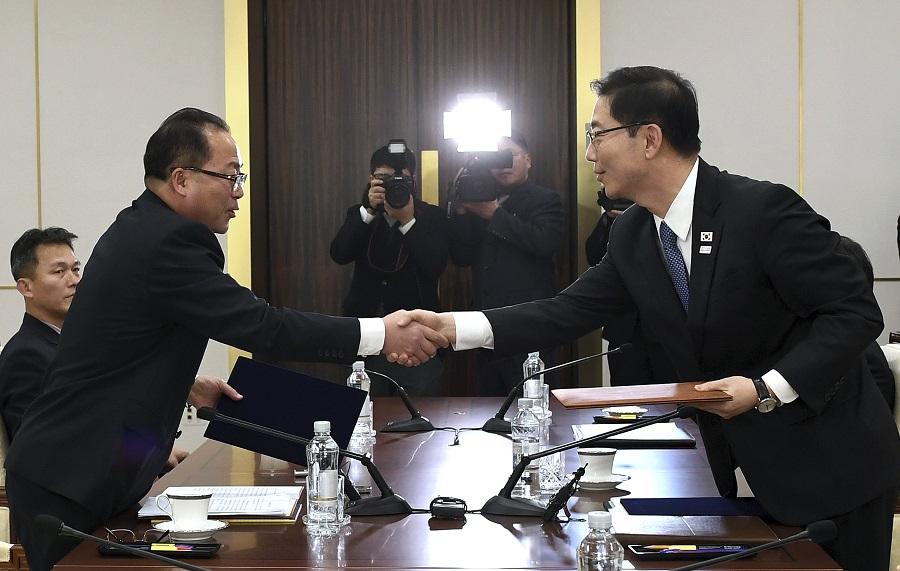 Υπάρχει ελπίδα: Υπό κοινή σημαία Νότια και Βόρεια Κορέα στους Χειμερινούς Ολυμπιακούς Αγώνες