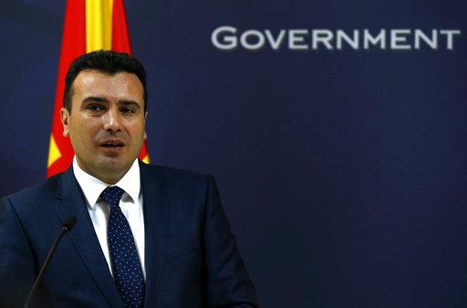 Μήνυμα Ζάεφ στη Βουλγαρία για το βέτο στην ενταξιακή πορεία της Β. Μακεδονίας στην Ε.Ε