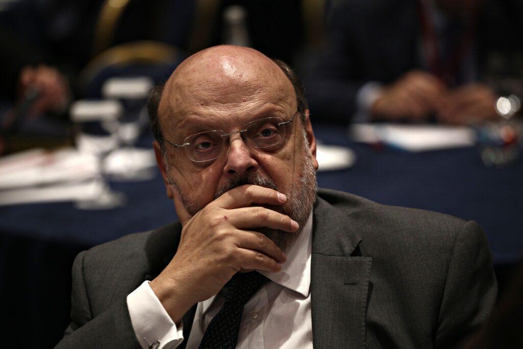 Ο Αντώναρος εκθειάζει Παυλόπουλο και προβλέπει πολιτική ένταση