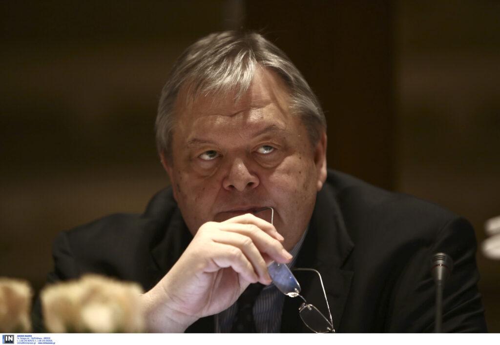 Άγχεται ο Βενιζέλος με τις εξελίξεις στην υπόθεση Βγενόπουλου