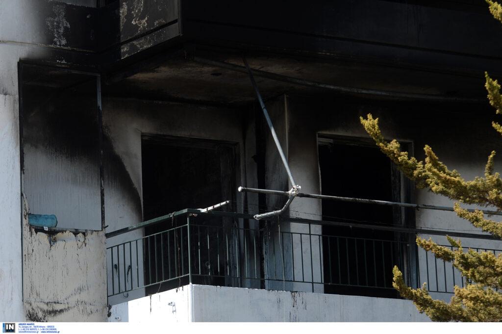 Νίκαια: Νεκρός από πυρκαγιά σε διαμέρισμα