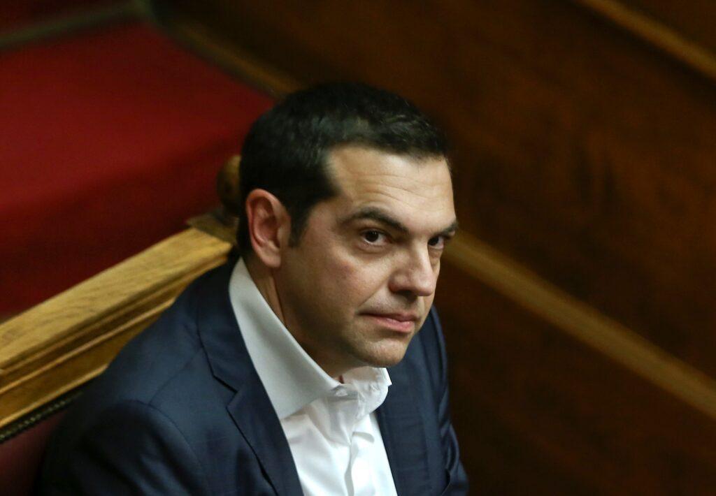 Δεκτή έκανε ο Τσίπρας την παραίτηση Αντωνοπούλου