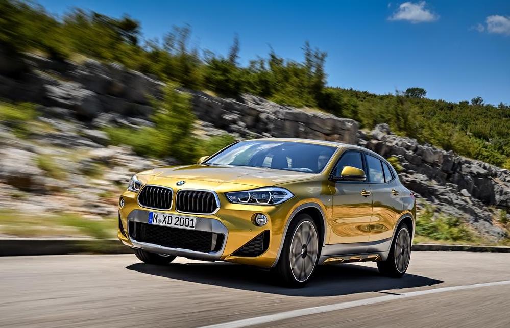 BMW X2: Πανελλήνια Παρουσίαση (video)