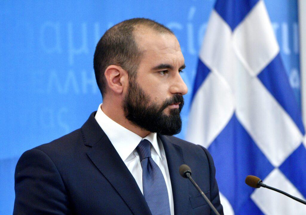 Δ. Τζανακόπουλος: Ο Μαρινάκης καθοδηγητής του Μητσοτάκη, του στρώνει το «χαλί» παρουσιάζοντας δήθεν «σκάνδαλα»
