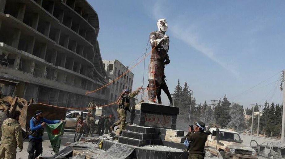 Κούρδοι: Η Δύση μας εγκατέλειψε – Η Τουρκία πραγματοποιεί «εθνοκάθαρση»