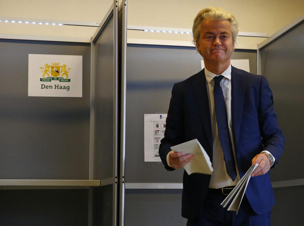 Ολλανδία: Κρας τεστ για την ακροδεξιά