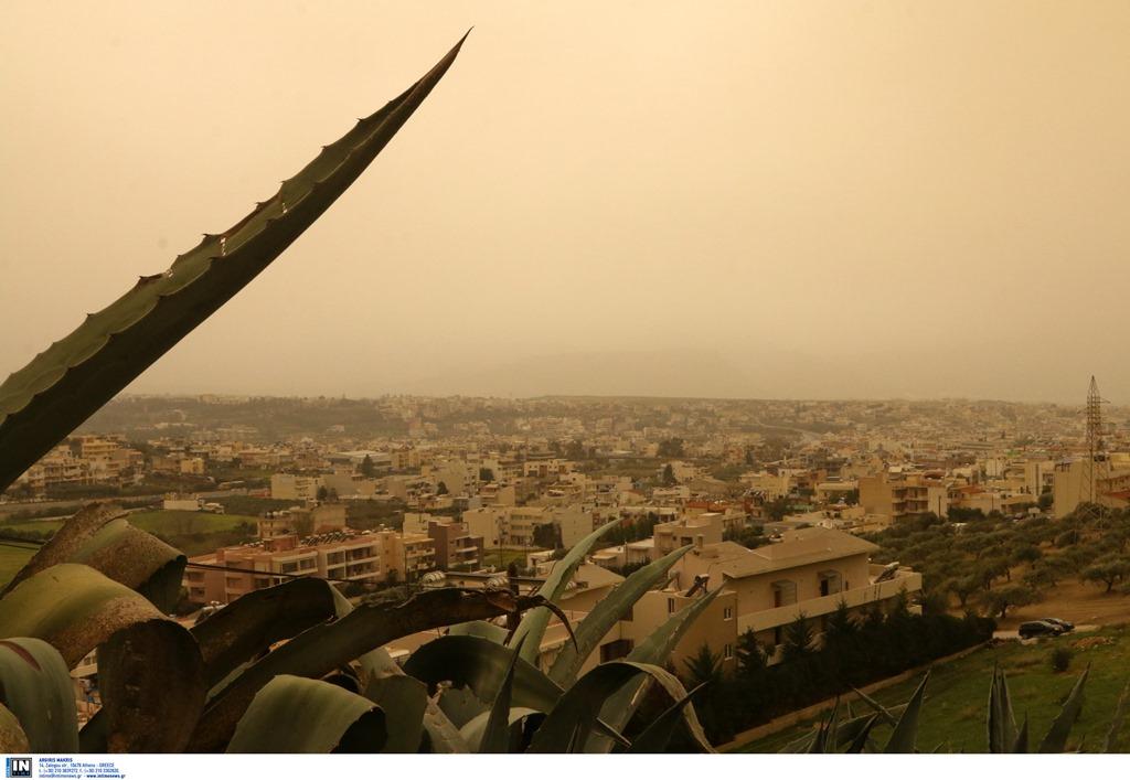 Κρήτη: Ποια σχολεία δεν θα λειτουργήσουν λόγω αφρικανικής σκόνης