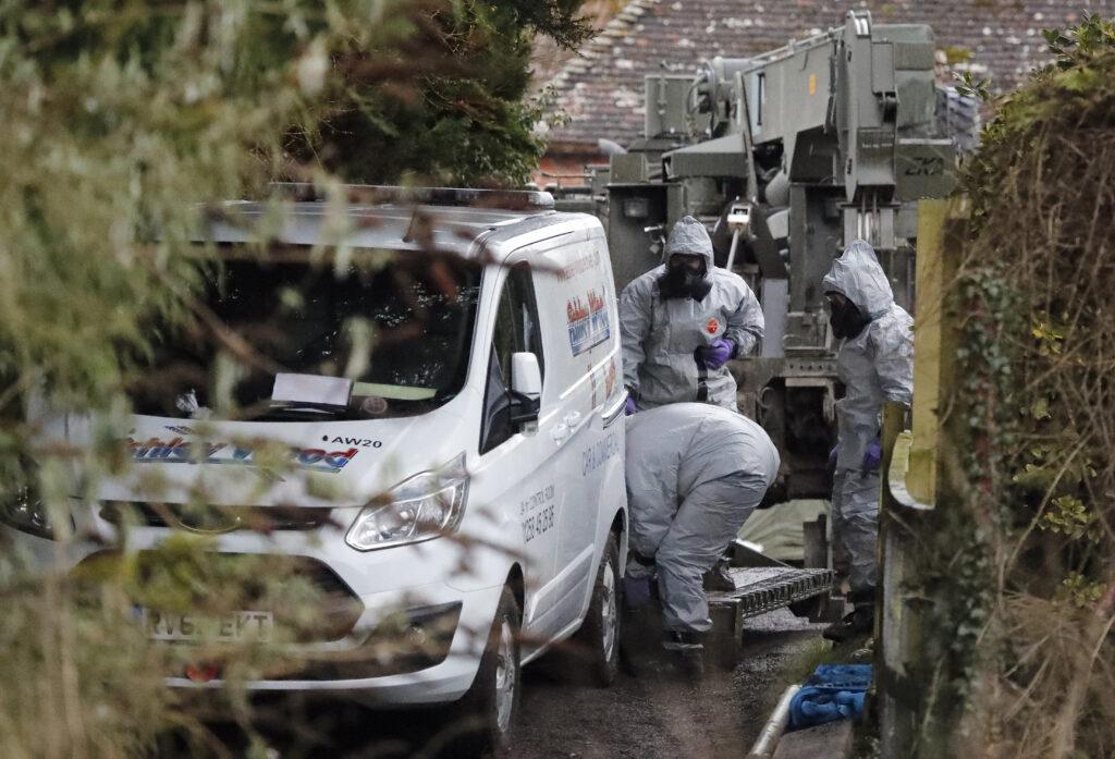 New York Times: Γνώστες χημικών όπλων πίσω από την δηλητηρίαση Σκριπάλ