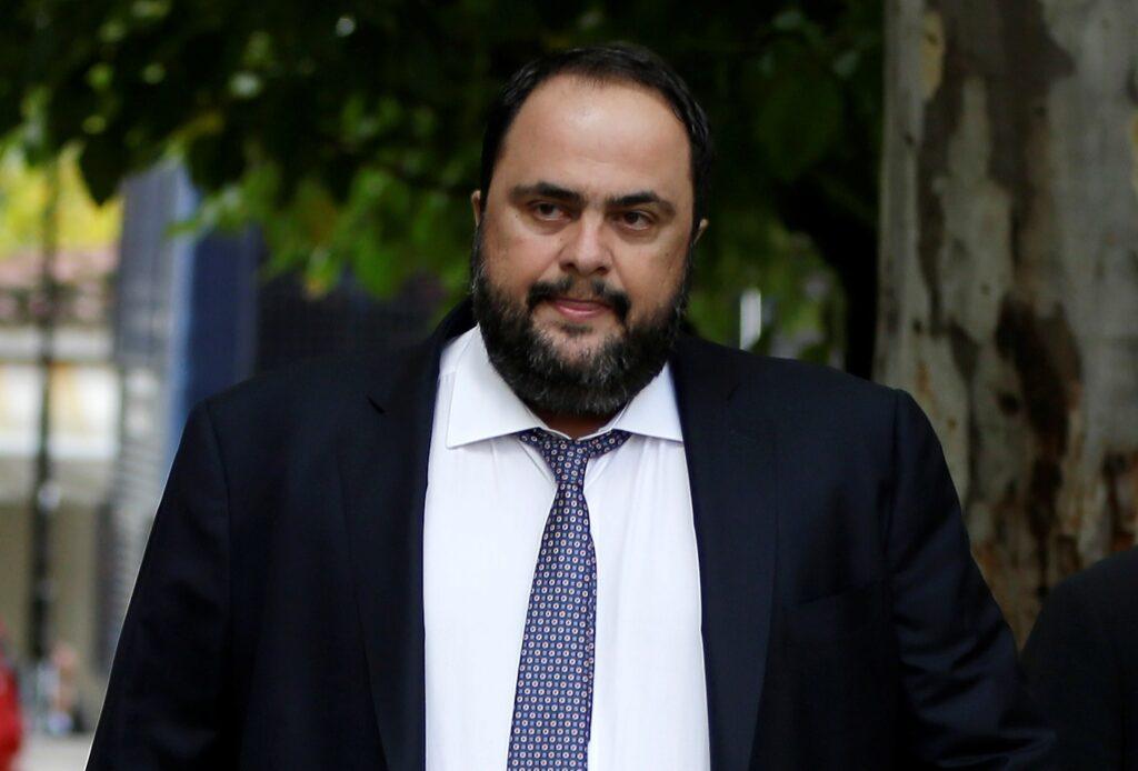 Ο Μαρινάκης δηλώνει «πολιτικά διωκόμενος» για το Noor 1