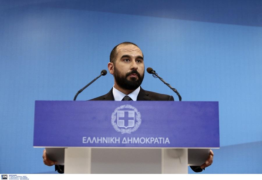 Τζανακόπουλος: Ο Μητσοτάκης ξέμεινε από πολιτικά καύσιμα