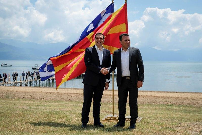 Times για συμφωνία με την πΓΔΜ: Πολιτική σοφία εκ μέρους της Ελλάδας