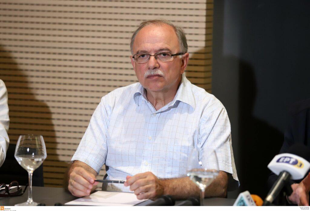 Παπαδημούλης: Οι προοδευτικές δυνάμεις της ΕΕ να επιταχύνουν τα βήματα συνεργασίας