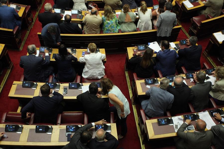 Υπερψηφίστηκε το νομοσχέδιο για τον «Κλεισθένη»