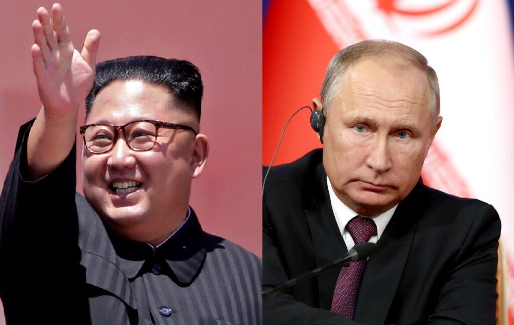 O Πούτιν προσκάλεσε στη Ρωσία τον Κιμ Γιόνγκ Ουν