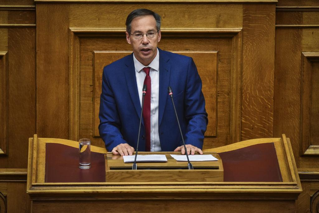 Μαυρωτάς: Το Ποτάμι θα ψηφίσει τη Συμφωνία των Πρεσπών
