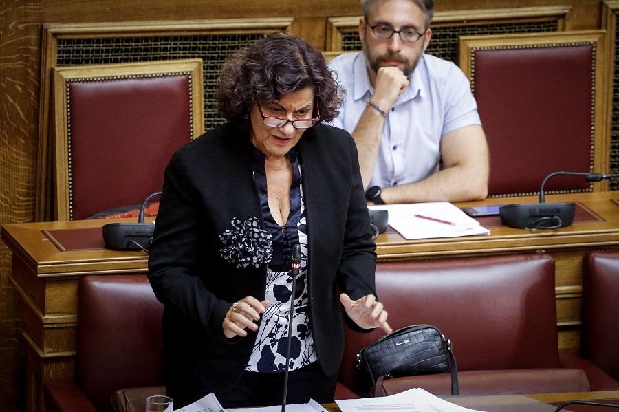 Θεανώ Φωτίου: Μέσα στο Νοέμβριο θα ψηφιστεί το επίδομα στέγασης