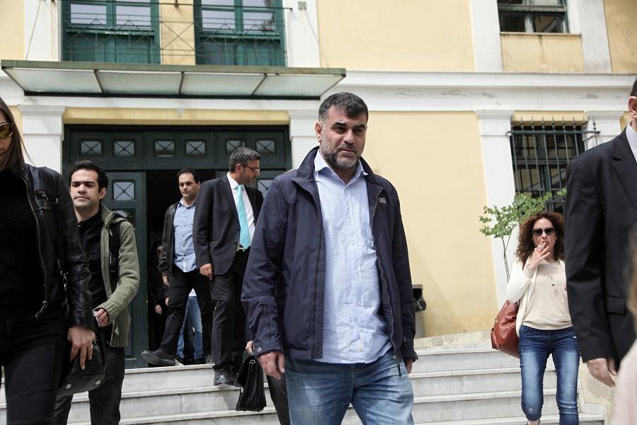 Άλλη μια αθώωση του Κώστα Βαξεβάνη από την Δικαιοσύνη για σκέλος της υπόθεσης Βγενόπουλου