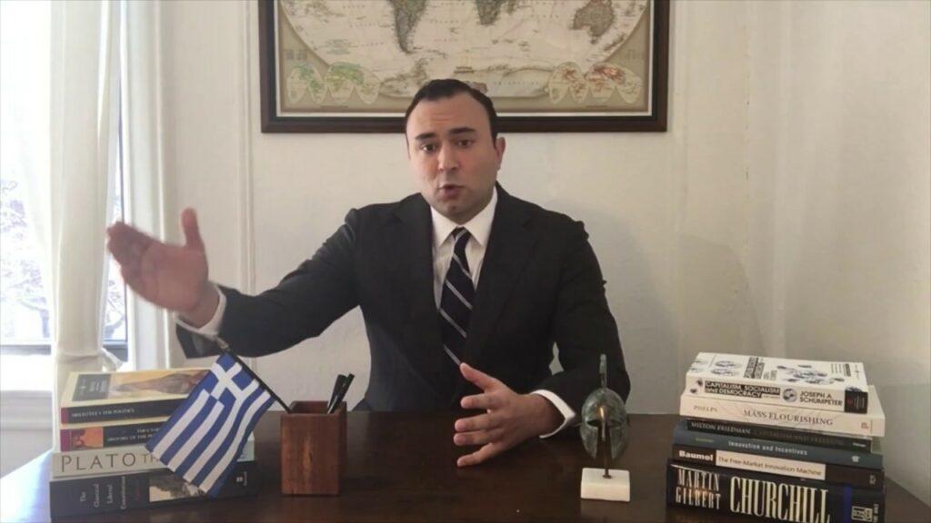 Επίθεση πολιτευτή της ΝΔ στον Σαμαρά: «Πλήρωσε χιλιάδες δραχμές για να εξαγοράσει μήνες στρατιωτικής θητείας» (Video)