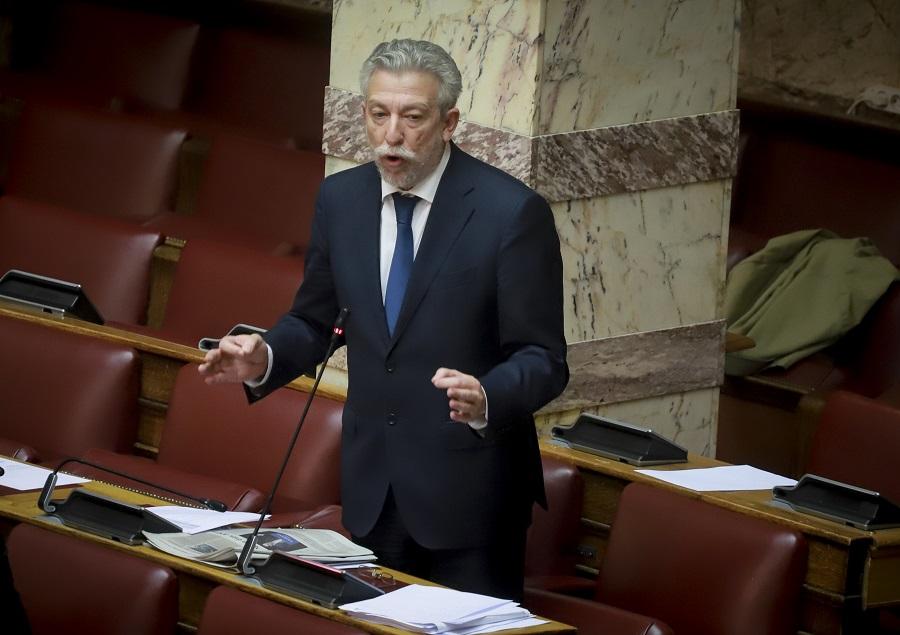 Κοντονής: Γελοία τα πρόστιμα της Επιτροπής Ανταγωνισμού σε «Άργος» & «Ευρώπη» – Να κληθεί για εξηγήσεις ο Κυριτσάκης