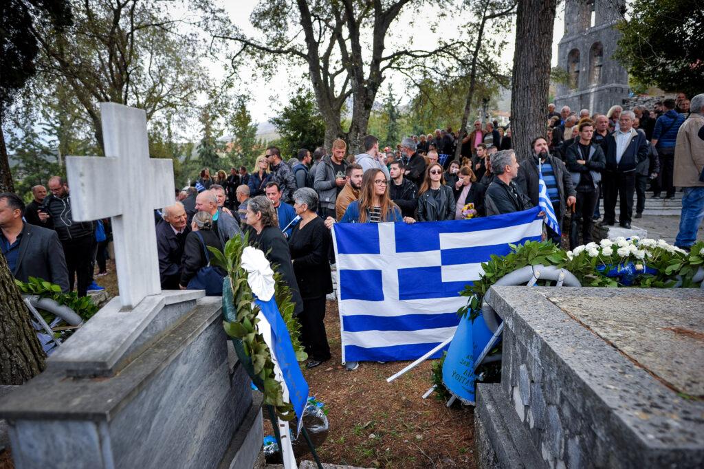 Μνημόσυνο Κατσίφα: Σύλληψη συνοδού αστυνομικού βουλευτή της ΝΔ στα σύνορα με Αλβανία, επεισόδια στην Κρήτη (Photos)