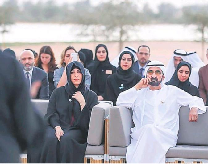 Ντουμπάι:  Η τολμηρή πριγκίπισσα εκπέμπει SOS