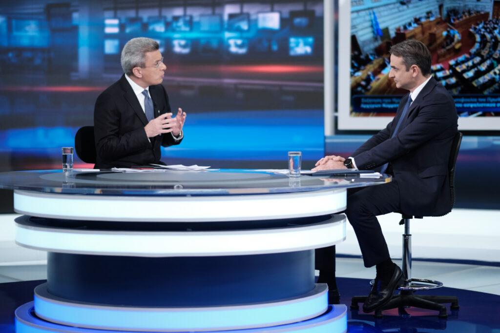 Τι τηλεθέαση έκανε ο Κυριάκος χθες στον Νίκο Χατζηνικολάου (Photo)