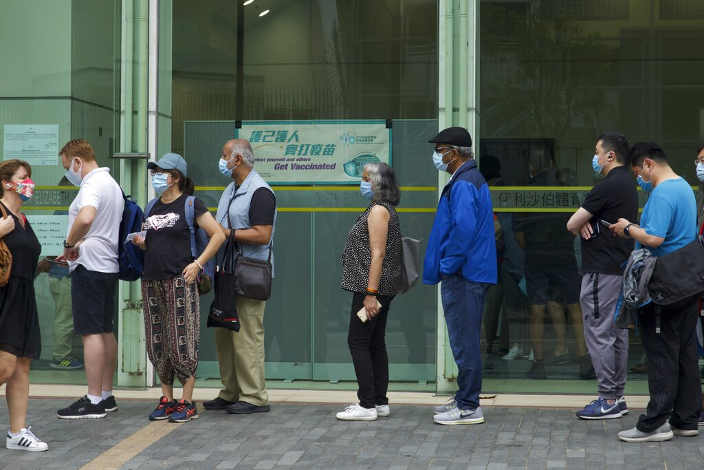 Χονγκ Κονγκ-Κορονοϊός: Δύο ημέρες άδεια μετ΄αποδοχών στους δημόσιους υπαλλήλους για να εμβολιαστούν