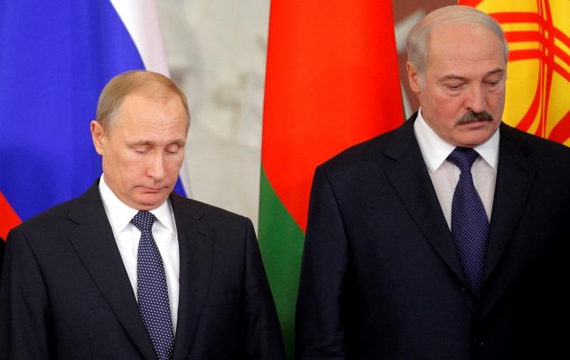 Οι συνομιλίες Πούτιν – Λουκασένκο συνεχίζονται για δεύτερη ημέρα στο Σότσι