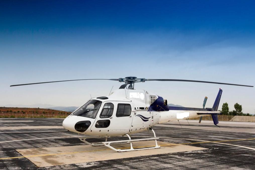 Με ποιας εταιρείας ελικόπτερο επιστρέψατε από την Τήνο κ. πρωθυπουργέ;