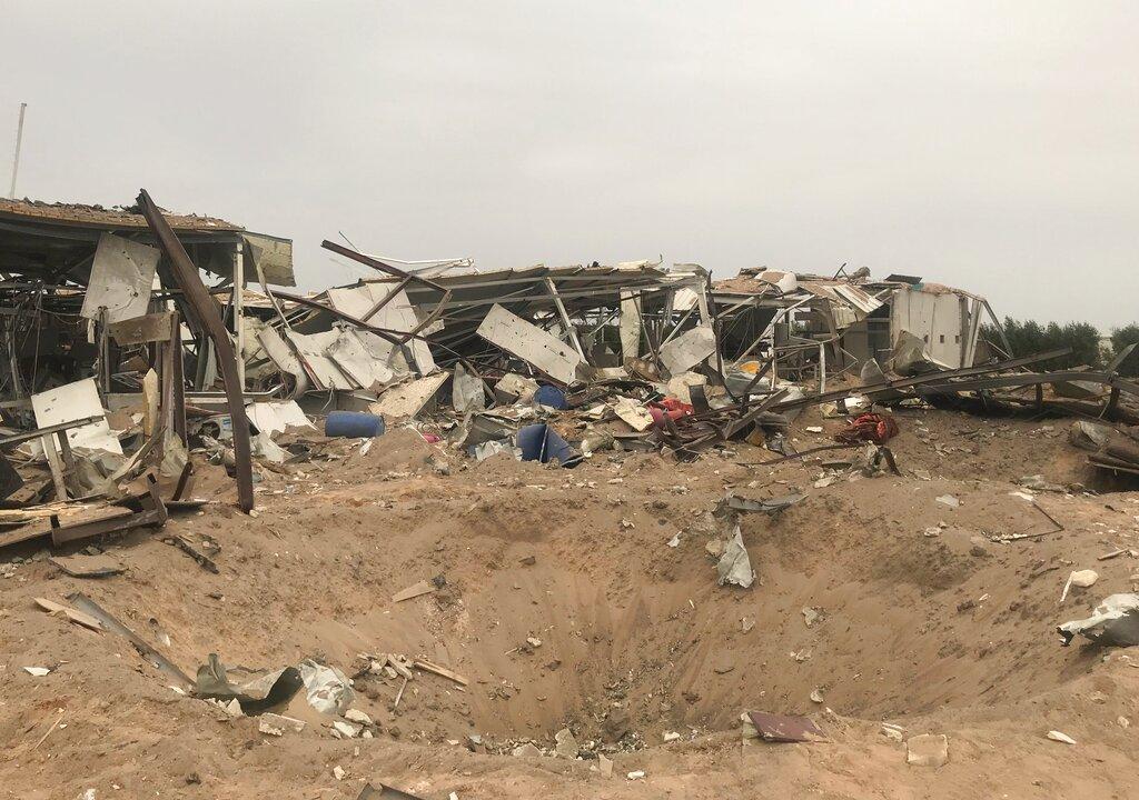 Ιράκ: Δύο ρουκέτες έπληξαν το αεροδρόμιο της Βαγδάτης