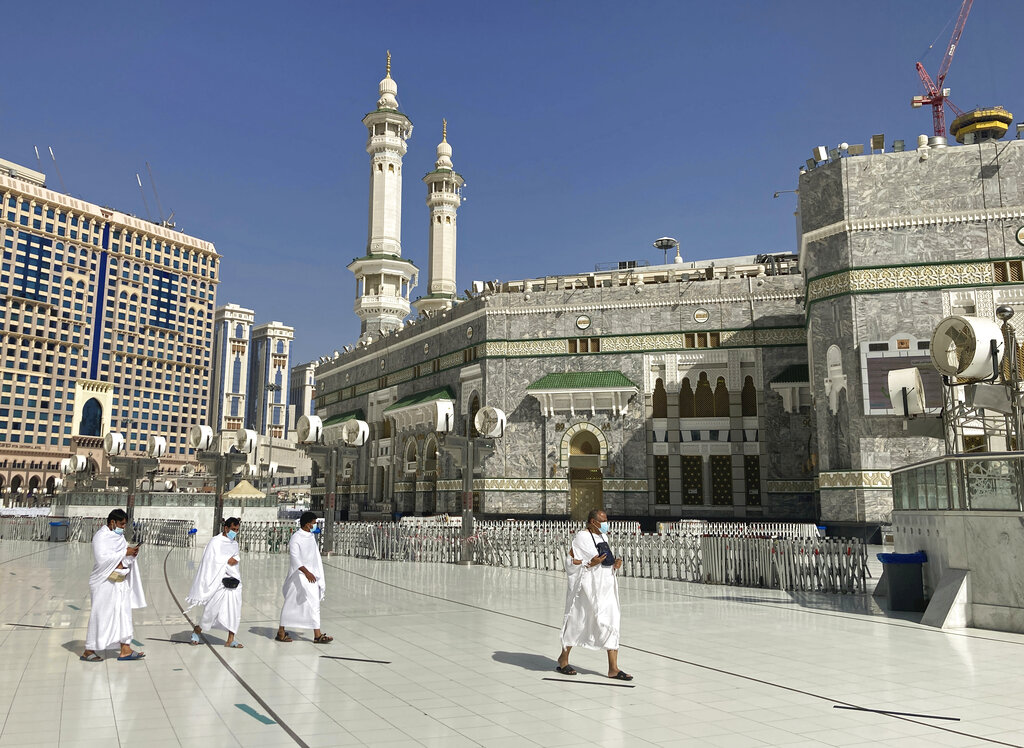 Η Σαουδική Αραβία αποφασίζει τον υποχρεωτικό εμβολιασμό των εργαζομένων κατά του κορονοϊού