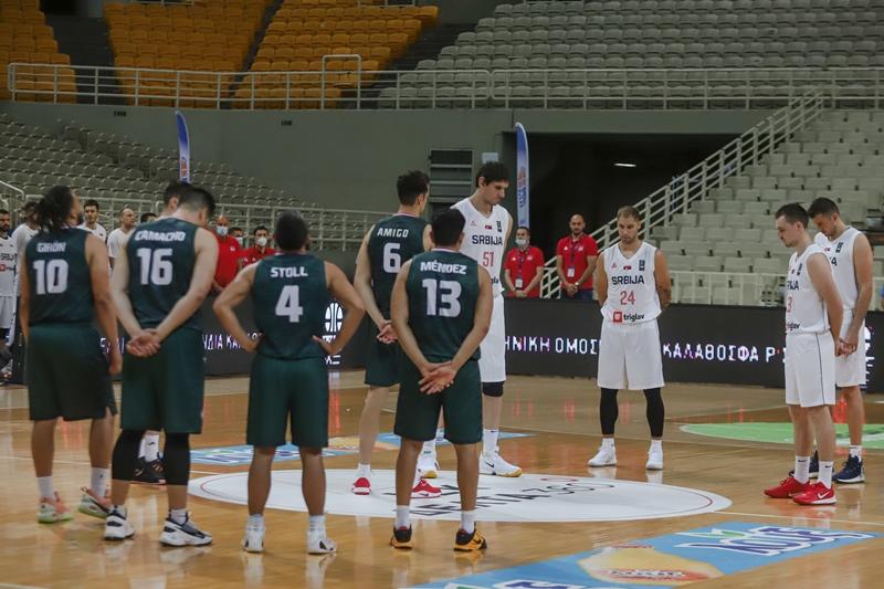 Κλοπή στο ΟΑΚΑ κατά τη διάρκεια του τουρνουά μπάσκετ