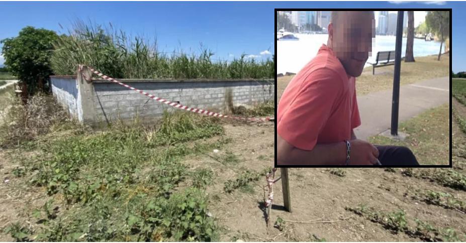 Έγκλημα στην Κατερίνη: Συνελήφθη ο δράστης που έδεσε και έκαψε το θύμα – Oδηγήθηκε στον εισαγγελέα