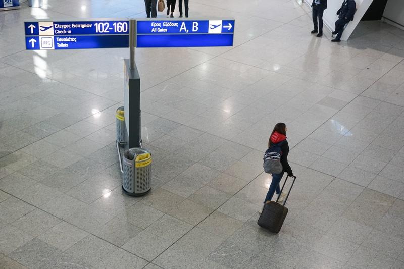 Παρατείνονται ως 21 Ιουνίου οι περιορισμοί στα αεροπορικά ταξίδια