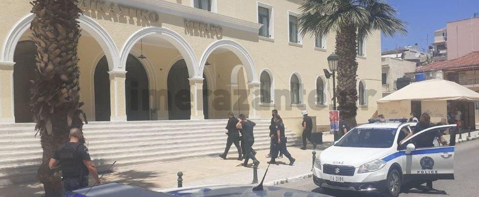 Ζάκυνθος: Προφυλακίστηκε 38χρονος για τη δολοφονία της 37χρονης Χριστίνας Κλουτσινιώτη