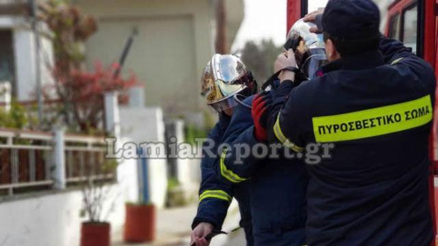 Εύβοια: Νεκρή 76χρονη από φωτιά στο σπίτι της