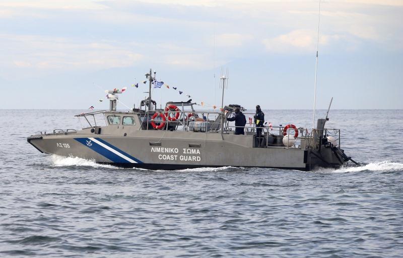 Μυτιλήνη: Σκάφος της Τουρκικής Ακτοφυλακής παρενόχλησε ελληνικό σκάφος του Λιμενικού