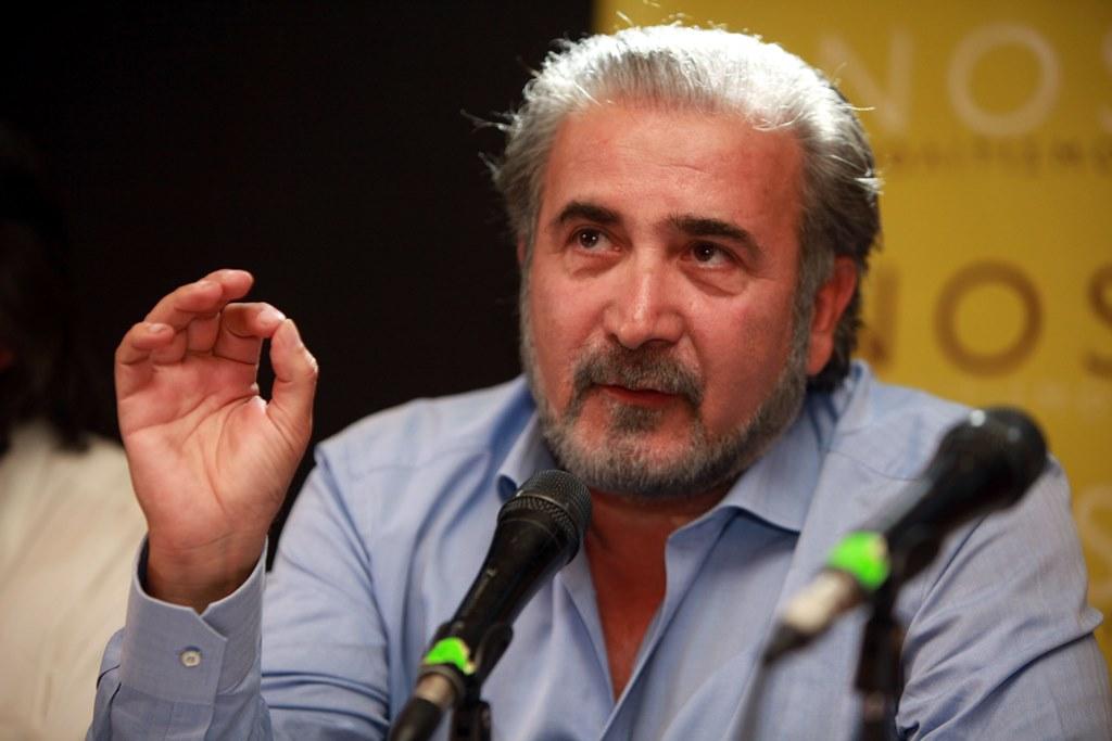 Λαζόπουλος:  Με θρόμβωση στο πόδι εισήχθη στο νοσοκομείο