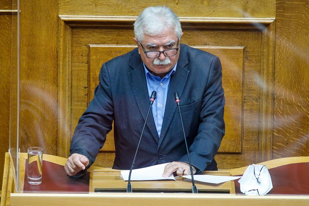 Κατσώτης στη Βουλή: Μπράβο «Χατζηθάφτη», πολύ… προοδευτικό το νομοσχέδιο!
