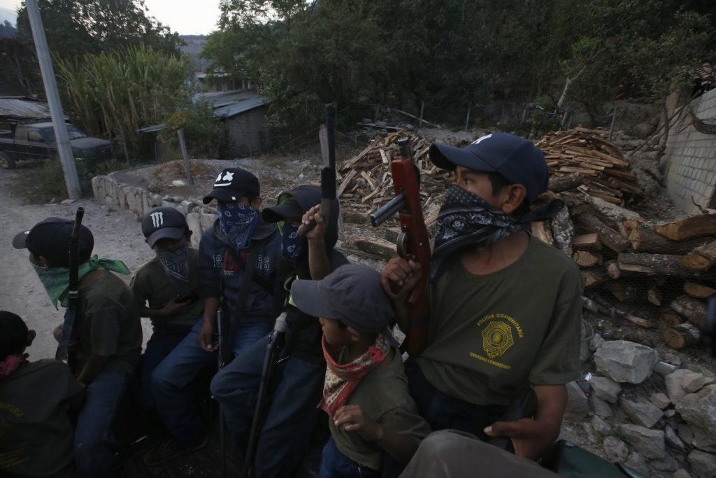 ΟΗΕ: Πάνω από 8.500 παιδιά χρησιμοποιήθηκαν ως στρατιώτες σε συρράξεις το 2020