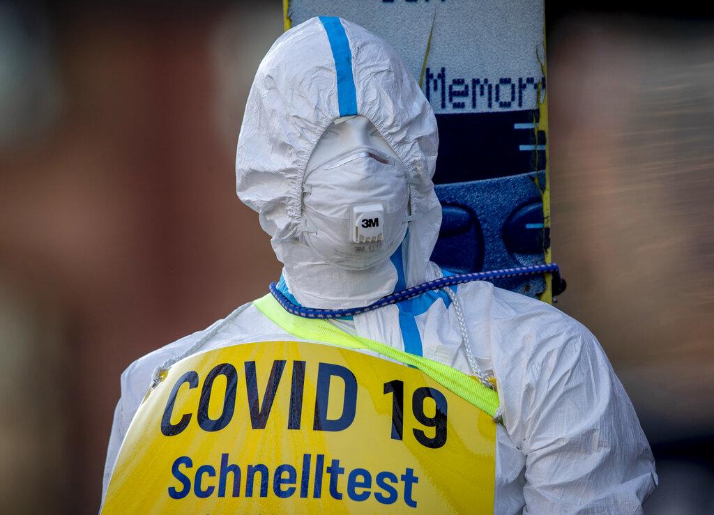 Γερμανία: 93 θάνατοι λόγω κορονοϊού – Σχεδόν 650 κρούσματα σε μία ημέρα
