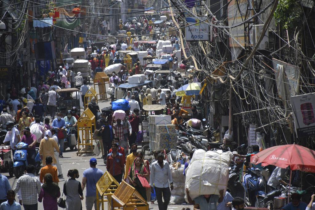 Ινδία: Ακόμη 2.726 θάνατοι λόγω κορονοϊού – Σχεδόν 60.500 κρούσματα σε 24 ώρες