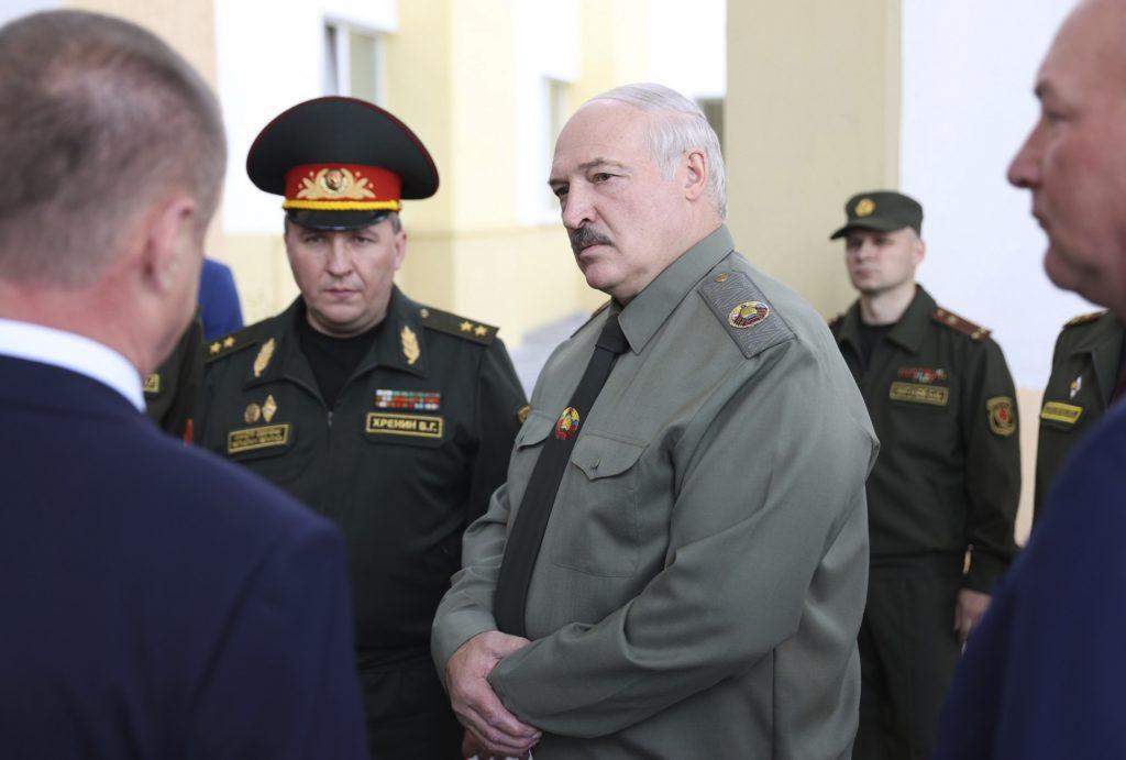 ΕΕ, ΗΠΑ, Ηνωμένο Βασίλειο και Καναδάς επιβάλλουν κυρώσεις κατά της Λευκορωσίας