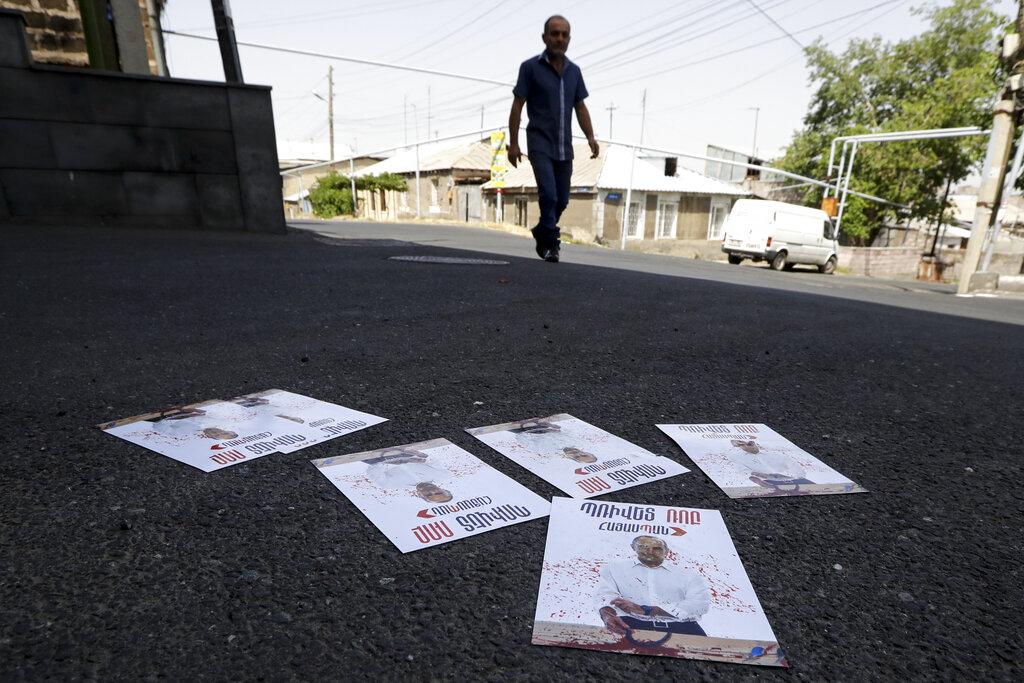 Αρμενία: Αυτοανακηρύχθηκε νικητής ο Πασινιάν – «Νοθεία» καταγγέλλει η αντιπολίτευση