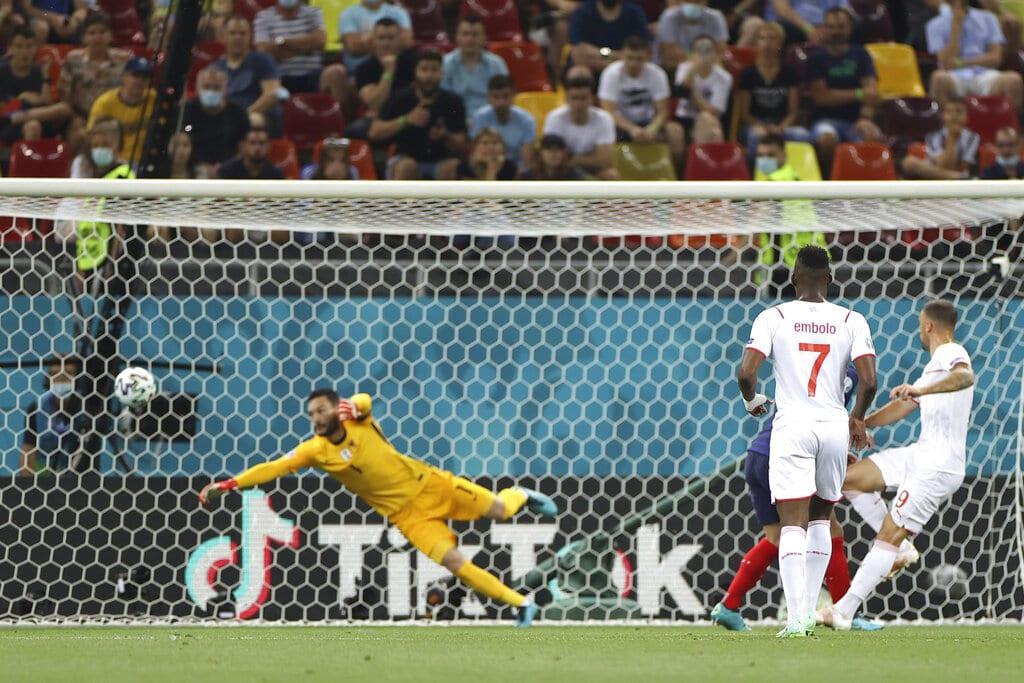 Euro 2020: «Βόμβα» από την Ελβετία απέκλεισε την παγκόσμια πρωταθλήτρια Γαλλία στα πέναλτι