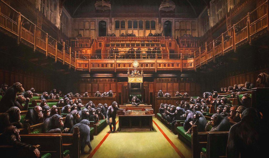 Κώστας Ελευθερίου: Για το πολιτικό κόμμα, τον «δαίμονα» των καιρών μας
