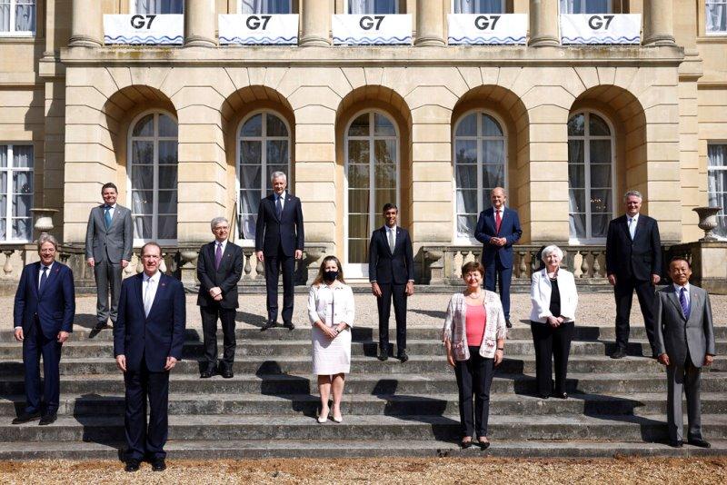 Βρετανία – G7: Ιστορική συμφωνία για την επιβολή παγκόσμιου ελάχιστου εταιρικού φόρου 15%
