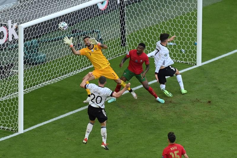 Euro 2020: Θεαματική η Γερμανία 4-2 με ανατροπή την Πορτογαλία