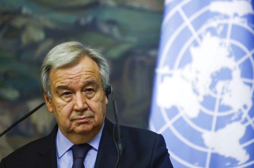 ΟΗΕ: Η Γενική Συνέλευση ενέκρινε μια 2η θητεία για τον Αντόνιο Γκουτέρες