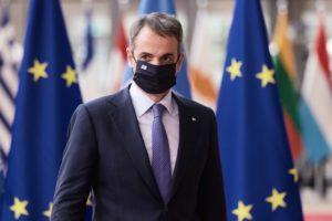 Με μικρό καλάθι ο Μητσοτάκης στη Σύνοδο Κορυφής για την ενεργειακή κρίση και την ακρίβεια